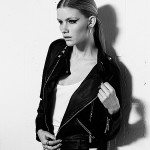 Buy Leather jacket - Studs with discount from Modekungen.