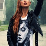 Buy Mc Inspired jacket with discount from Modekungen.