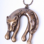 Buy Necklace - Animal with discount from Modekungen.