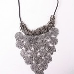 Buy Necklace - Circles with discount from Modekungen.