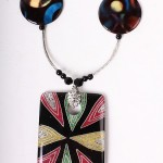 Buy Necklace - Color monster with discount from Modekungen.