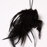Buy Necklace - Feathers with discount from Modekungen.