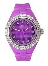 Buy Adidas Mini Cambridge Date Window Purple Dial Women's watch #ADH2107 with discount from Watchzone.com.