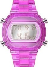 Buy Adidas Nylon Candy Digital Grey Dial Unisex watch #ADH6506 with discount from Watchzone.com.