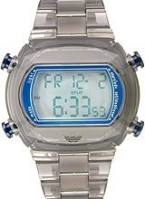 Buy Adidas Nylon Candy Digital Grey Dial Unisex watch #ADH6509 with discount from Watchzone.com.