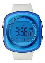 Buy Adidas Sport Digital Tokyo Chronograph Blue Dial Unisex watch #ADH6024 with discount from Watchzone.com.