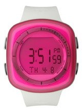 Buy Adidas Sport Digital Tokyo Chronograph Red Dial Unisex watch #ADH6023 with discount from Watchzone.com.