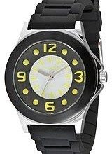 Buy Adrenaline Jelly - Black Three-Hand Unisex watch #AD1058 with discount from Watchzone.com.