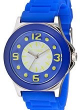 Buy Adrenaline Jelly - Blue Three-Hand Unisex watch #AD1055 with discount from Watchzone.com.