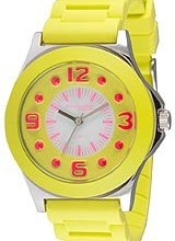 Buy Adrenaline Jelly - Green Three-Hand Unisex watch #AD1053 with discount from Watchzone.com.
