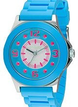 Buy Adrenaline Jelly - Light Blue Three-Hand Unisex watch #AD1057 with discount from Watchzone.com.