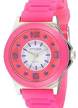 Buy Adrenaline Jelly - Pink Three-Hand Unisex watch #AD1056 with discount from Watchzone.com.