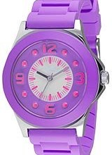 Buy Adrenaline Jelly - Purple Three-Hand Unisex watch #AD1052 with discount from Watchzone.com.