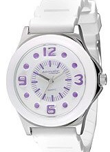 Buy Adrenaline Jelly - White Three-Hand Unisex watch #AD1054 with discount from Watchzone.com.