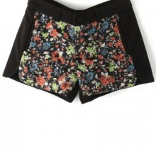Buy All-matching Floral Shorts with discount from OASAP.