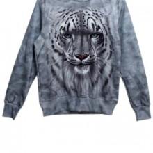 Buy Animal Print Sweatshirt with discount from OASAP.