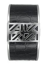 Buy Anne Klein Women's Bangle watch #10-8759BKSV with discount from Watchzone.com.