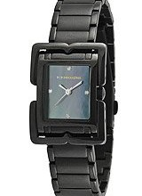 Buy BCBGMAXAZRIA Bracelet Collection Royale Mother-of-pearl Dial Women's watch #BG8241 with discount from Watchzone.com.