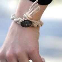 Buy Bracelet - Badge with discount from Modekungen.