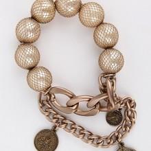 Buy Bracelet - Golden Dream with discount from Modekungen.