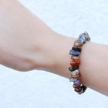 Buy Bracelet - Stones with discount from Modekungen.