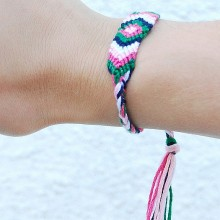 Buy Bracelet - Woven with discount from Modekungen.