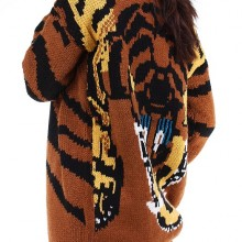Buy Cardigan - Animal with discount from Modekungen.
