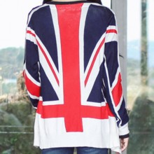 Buy Cardigan - Flag with discount from Modekungen.