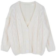 Buy Cardigan - Wolf with discount from Modekungen.