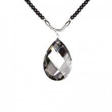 Buy Classic Teardrop  Necklace with discount from OASAP.