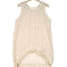 Buy Dress - Crochet with discount from Modekungen.