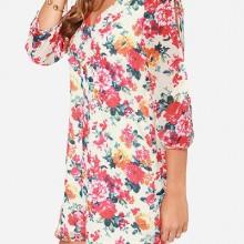 Buy Dress - Flower Garden with discount from Modekungen.