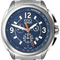 Buy ESQ by Movado Excel Chronograph Stainless Steel Men's watch #07301417 with discount from Watchzone.com.