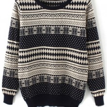 Buy Fireside Classic Sweater with discount from OASAP.