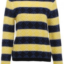 Buy Fireside Striped Sweater with discount from OASAP.