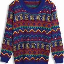Buy Fireside Vintage Sweater with discount from OASAP.