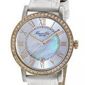 Buy Kenneth Cole New York Mother-of-Pearl Dial Women's Watch #KC2836 with discount from Watchzone.com.