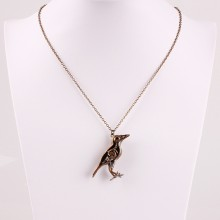 Buy Necklace - Half Dead by MDKN with discount from Modekungen.
