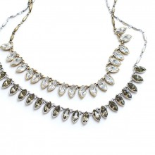Buy Marquis Crystal Necklace with discount from MrKate.com.