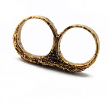 Buy bark. knuckle ring. with discount from MrKate.com.