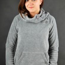 Buy Billabong Celya Grey Heather Pullover  discounted at GetShoes - German fashion online shop.