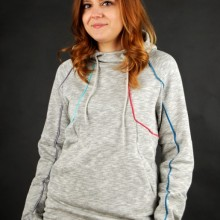 Buy Billabong Jared Grey Heather Pullover  discounted at GetShoes - German fashion online shop.