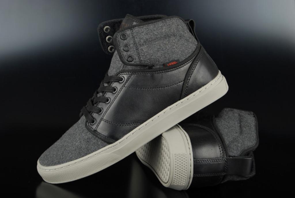 Buy Vans Alomar Wool Black OTW Collection Sneaker  discounted at GetShoes - German fashion online shop.