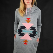 Buy Billabong Long Hooded Maden Grey Heather  discounted at GetShoes - German fashion online shop.